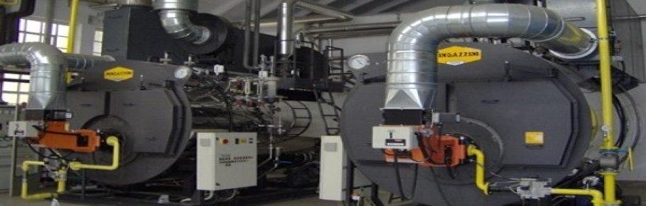 centrale termica vapore